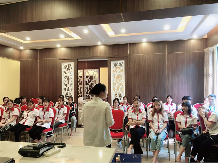 Khoa Du lịch đẩy mạnh công tác tuyên truyền bầu cử đại biểu Quốc hội khóa XV và đại biểu Hội đồng nhân dân các cấp nhiệm kỳ 2021 - 2026