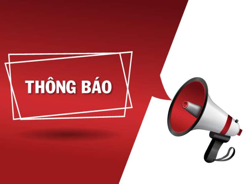 Danh sách sinh viên ĐH ngành Quản trị kinh doanh du lịch và Việt Nam học Khóa 11, Khóa 10 đủ điều kiện làm luận văn tốt nghiệp
