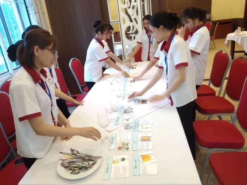Lịch thực hành học kỳ 1 năm học 2020-2021 của Khoa Du lịch
