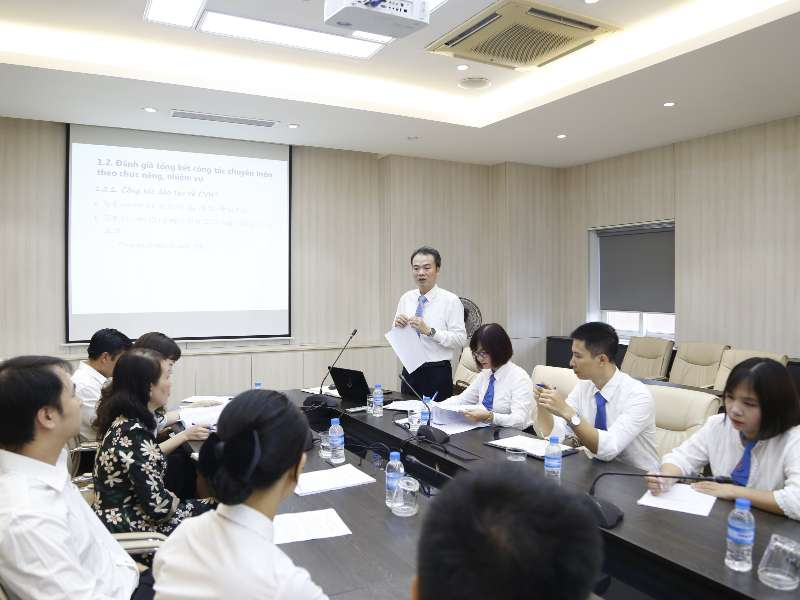 Khoa Du lịch tổ chức Hội nghị viên chức, người lao động tổng kết năm học 2019-2020 và triển khai nhiệm vụ năm học 2020-2021